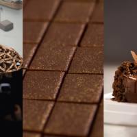 """""""6e SALON DU CHOCOLAT"""" : NATURE, MODE ET CHOCOLAT, GOURMANDISE DANS TOUS LES SENS !"""