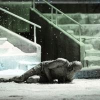 """""""FRANKENSTEIN"""" : A LA MONNAIE, UN UNIVERS MAGNIFIQUE DE VENT, DE NEIGE ET DE BROUILLARD"""