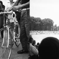 JEF GEYS : LE TOUR DE FRANCE 1969 D'EDDY MERCKX AU PALAIS DES BEAUX-ARTS