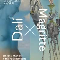 L'EXPO : DALI & MAGRITTE AUX MUSEES ROYAUX