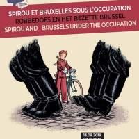 EXPOSITION : SPIROU ET BRUXELLES SOUS L'OCCUPATION