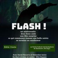 """""""FLASH"""", UNE EXPERIENCE BILINGUE EN LANGUE DES SIGNES PASSIONNANTE  !"""